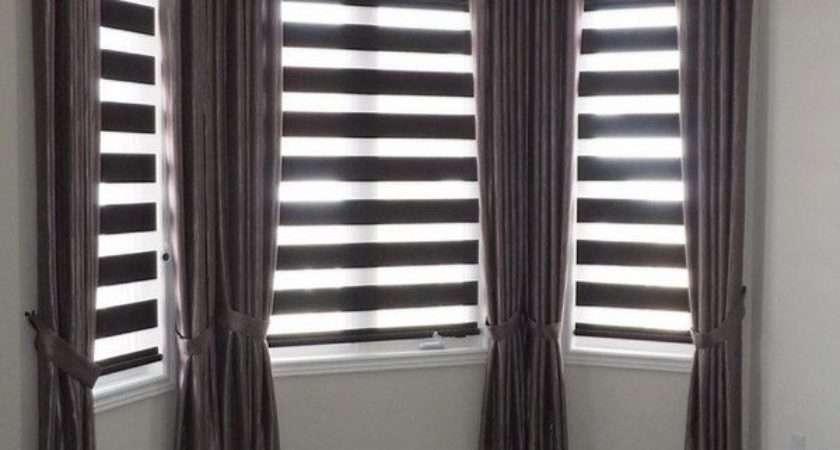 Bay Window Blinds Ideas Dress Your