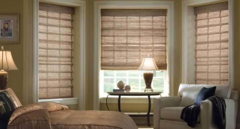 Bay Window Curtain Ideas Bedroom Menzilperde