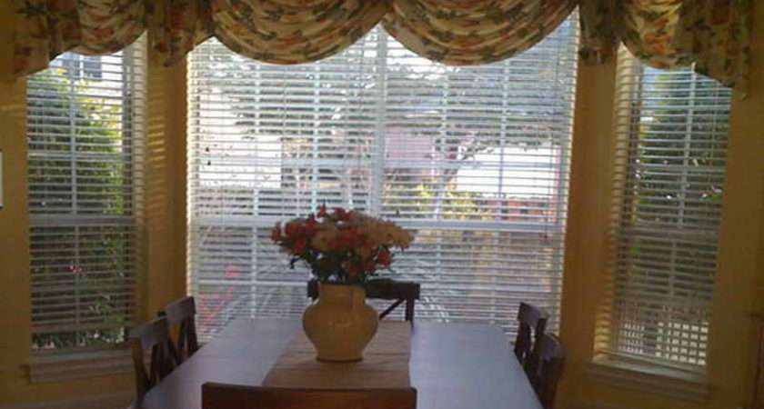 Bay Window Curtain Ideas Home Interior Design