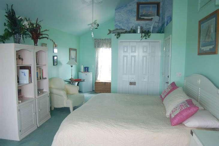 Beach Theme Bedroom Ideas Ehow