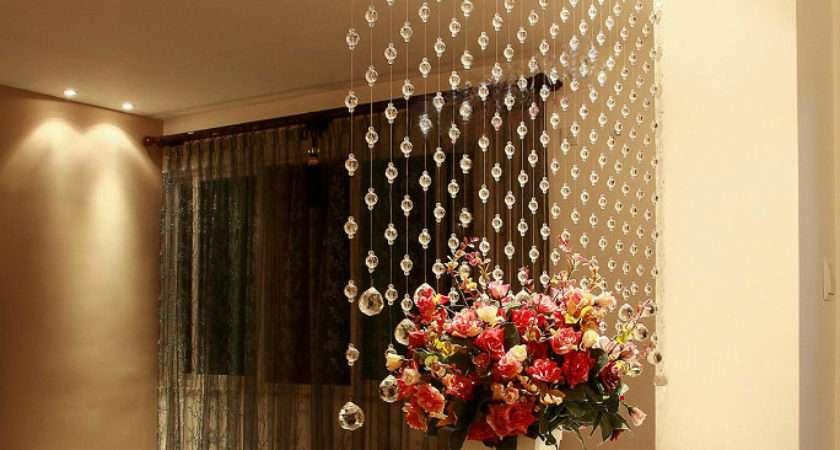 Bead Curtain Hot Sale Crystal Curtains Hotel Office