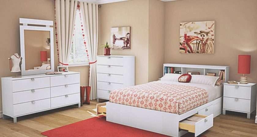 Beautiful Bedroom Ideas Teenage Girls Red Creative