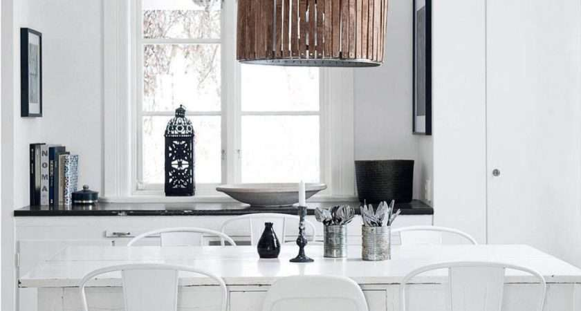 Beautiful Black White Kitchen Designs Gosiadesign