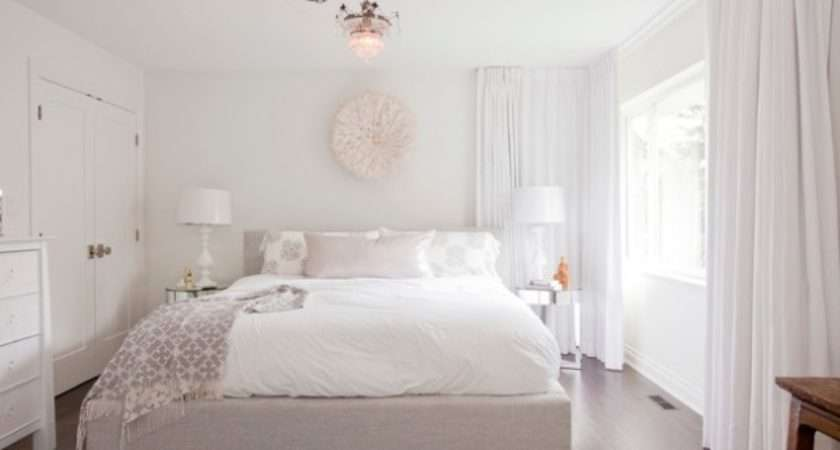 Beautiful Bright Bedroom Design Ideas