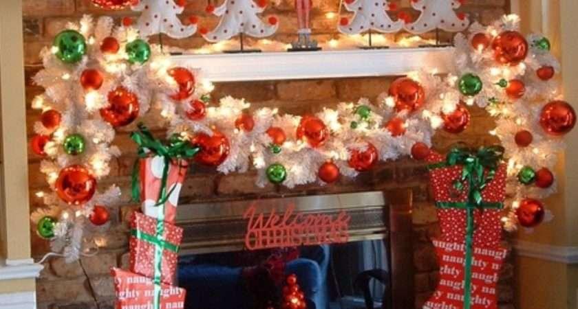 Beautiful Christmas Mantels Style Estate