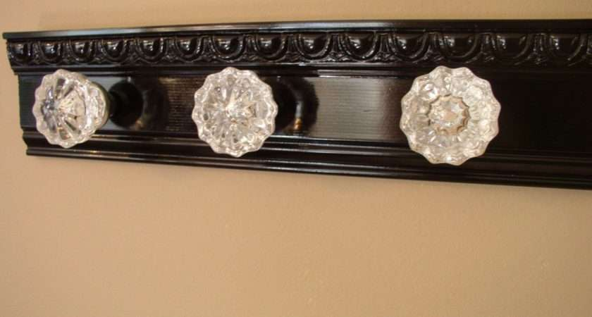 Beautiful Coat Rack Glass Door Knobs Decorative