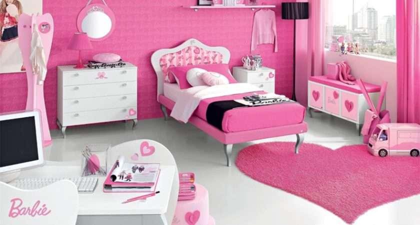 Beautiful Cool Pink Bedrooms