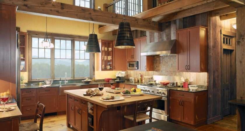 Beautiful Farmhouse Kitchens Tevami
