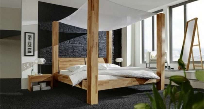 Beautiful Four Poster Bed Designs
