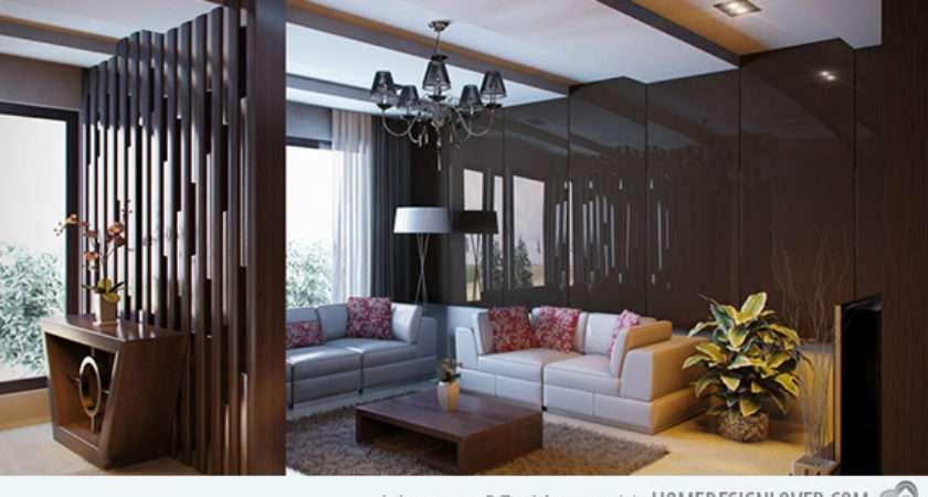 Beautiful Foyer Living Room Divider Ideas Home Design