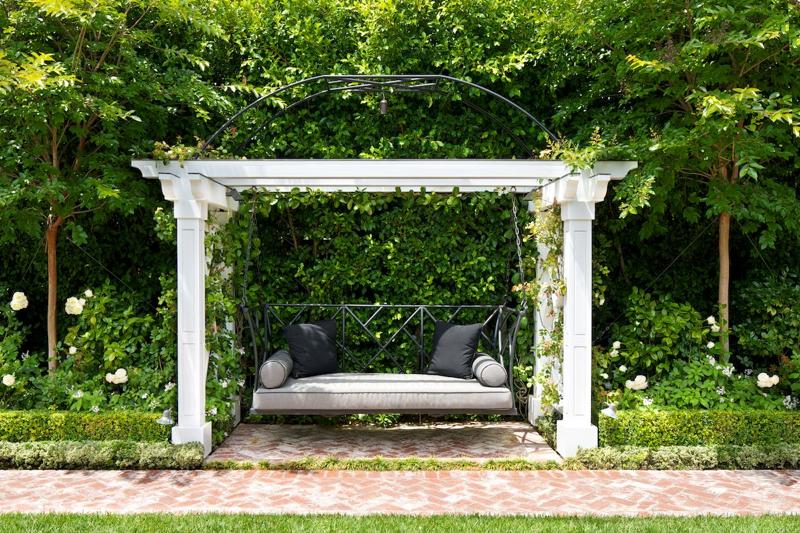 Beautiful Garden Swing Bench Yes Please Photos Home