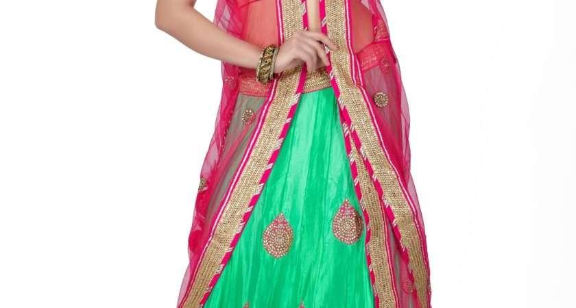 Beautiful Girl Navratri Dress Latest Fashion