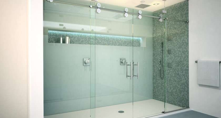 Beautiful Glass Showers Doors Collection Bathtub