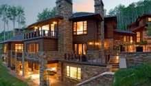Beautiful Houses Villas Dream House Pinterest