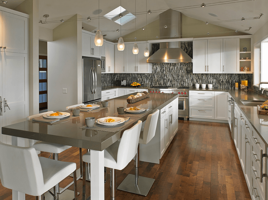Beautiful Kitchen Island Design Ideas