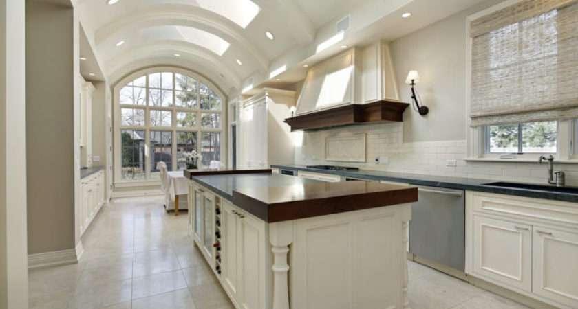 Beautiful Kitchens Skylights