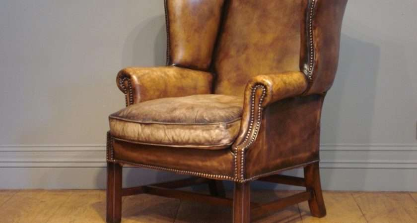 Beautiful Leather Armchairs Vintage Merciarescue