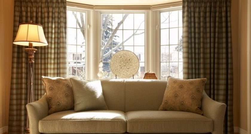 Beautiful Living Room Designs Bay Windows