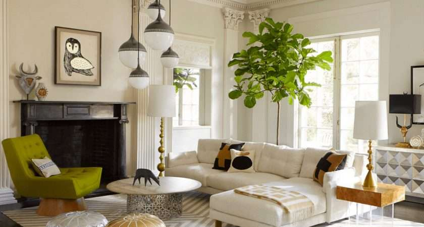 Beautiful Living Room Lighting Ideas