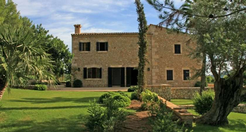 Beautiful Mallorcan Country House Sale Views Over