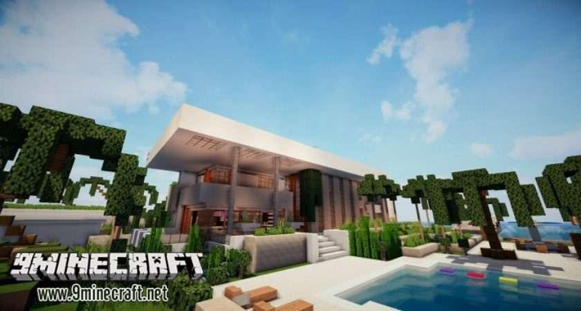 Beautiful Modern House Map Gaming News
