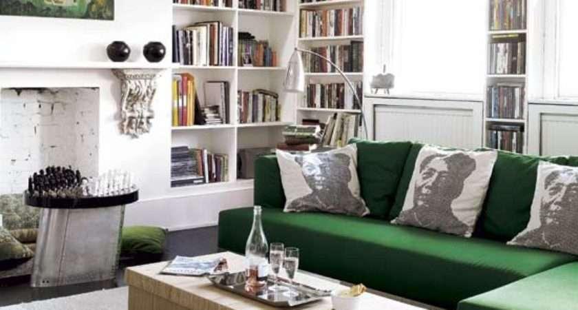 Beautiful Modern Victorian Living Room Decor Hall