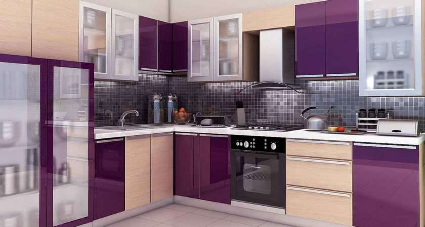 Beautiful Modular Kitchen Color Combination Tips Home