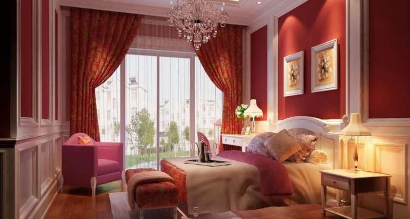 Beautiful Romantic Bedroom Design House