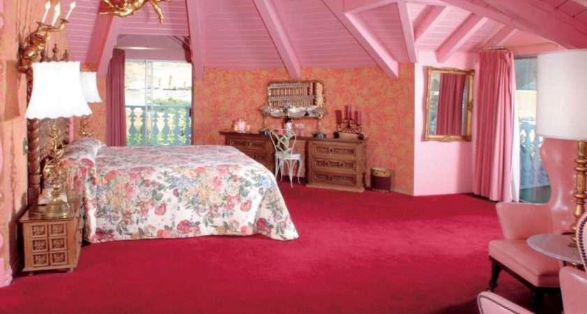 Beautiful Royal Looking Pink Bedroom Girls Big Villas
