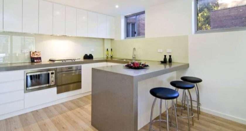 Beautiful Shaped Kitchen Modern World Furnishing Designer