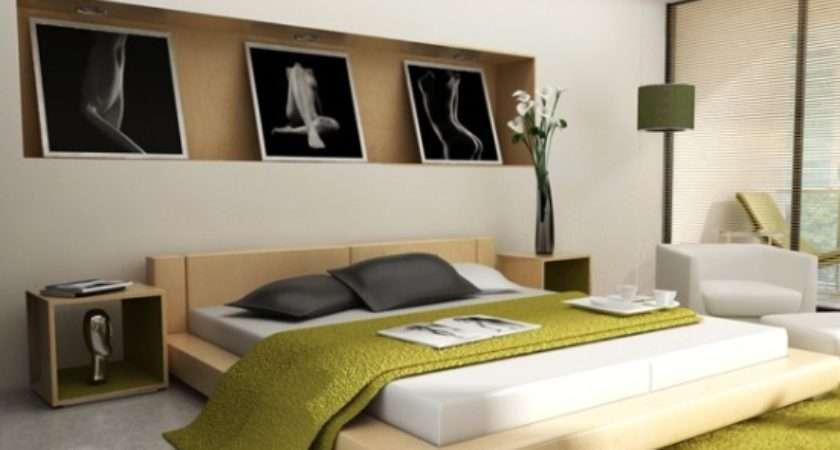 Beautiful Simple Bedroom Interior Design Ideas Hall