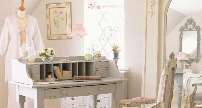 Beautiful Small Homes Interiors Shabby Chic French Style