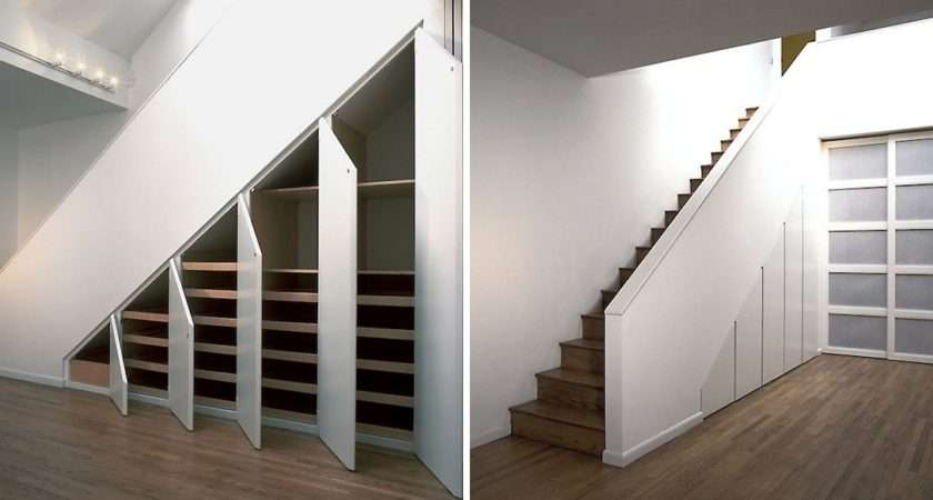 Beautiful Storage Ideas Under Stairs Closet