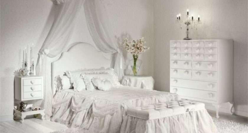 Beautiful White Bedroom Design Ideas Inspirations