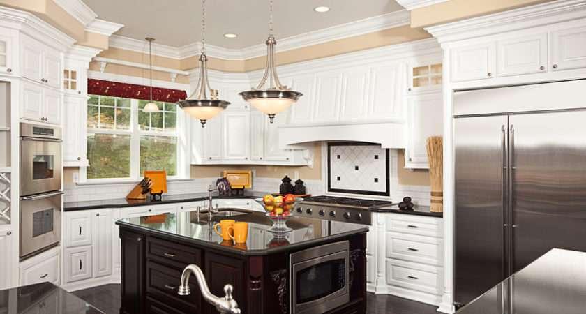 Beautiful White Luxury Kitchen Designs