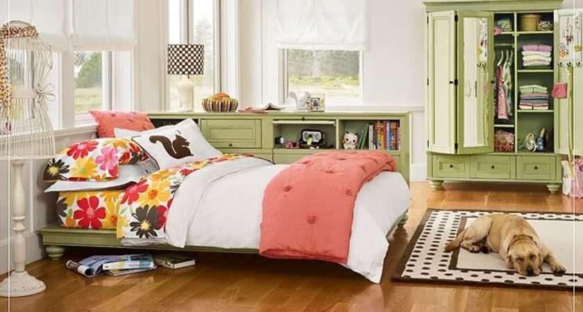 Beautiful Young Girl Teen Bedroom Designs