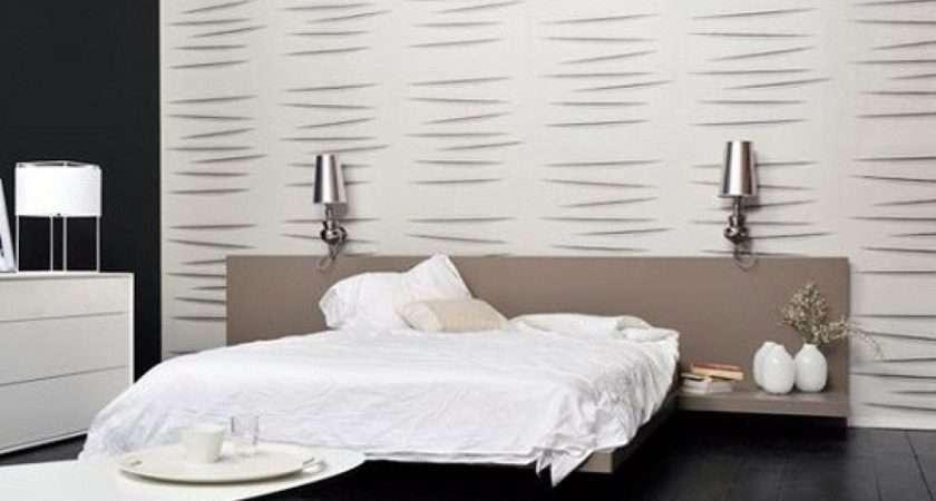 Bed Bedroom Wall Designs