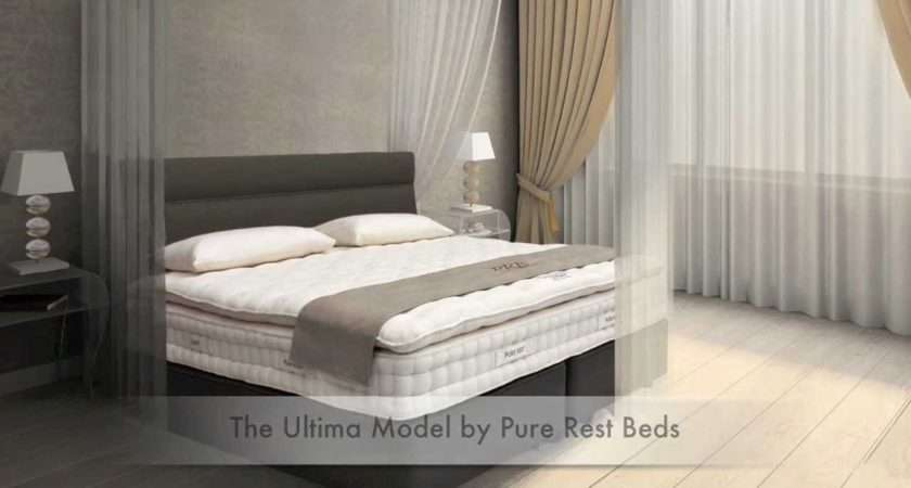 Bed Brand Luxury Natural Mattress Handmade Hertfordshire