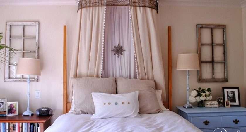 Bed Canopy Lights One Kind Bedroom