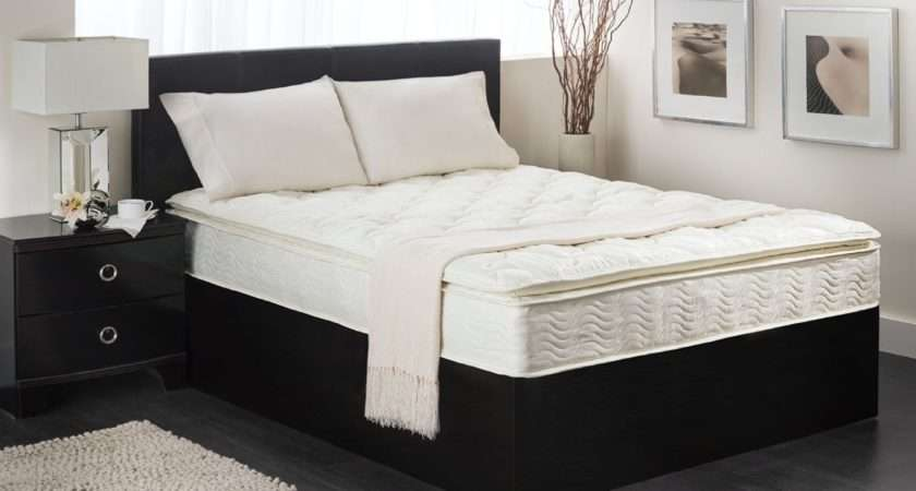 Bed Mattresses Modern Bedroom Design Dark Wood