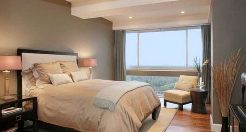 Bedroom Amazing Cozy Neutral Wall Color Paint Scheme