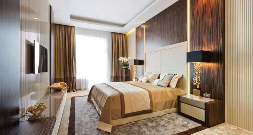Bedroom Art Deco Extravagant Taste Discreet Luxury Shape