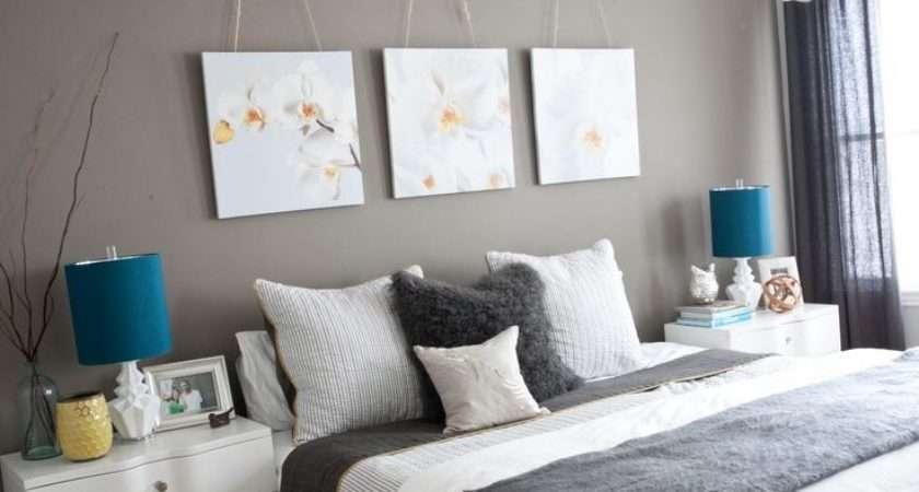 Bedroom Badass Bedrooms Pinterest Yellow Teal Grey
