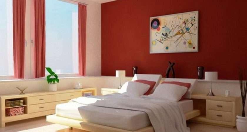 Bedroom Color Schemes Bedrooms Red