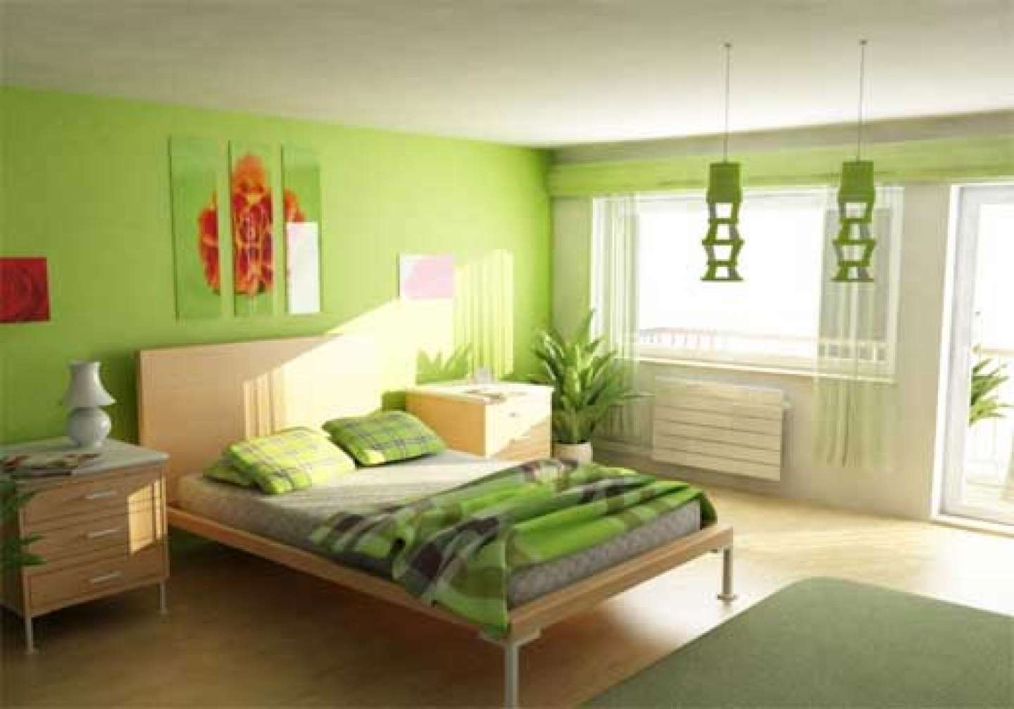 Bedroom Color Schemes Paint Painting Ideas