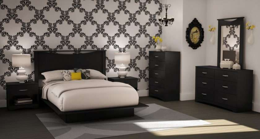 Bedroom Contemporary Redecorating Room Decor Beds