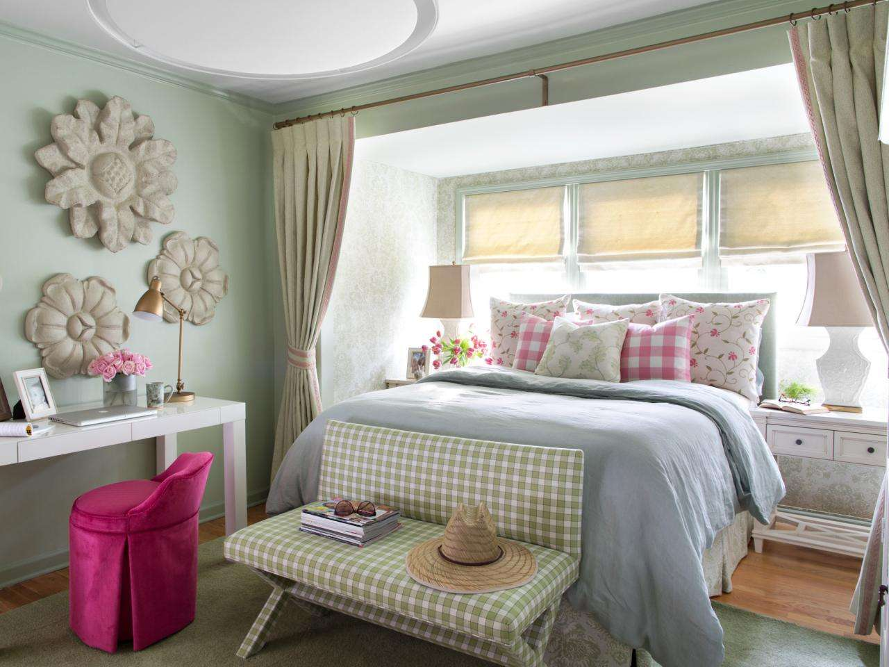 Bedroom Decorating Ideas Bedrooms Hgtv