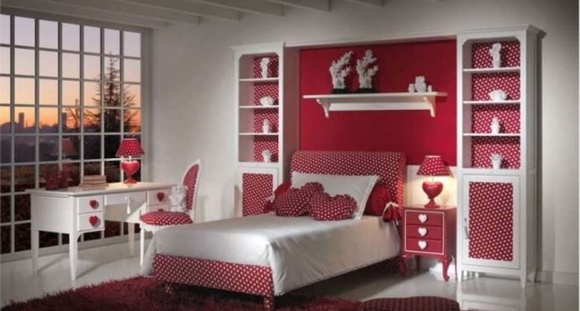 Bedroom Decorating Ideas Decor Girls