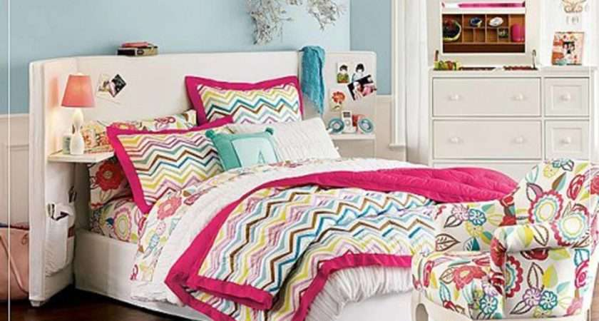 Bedroom Decorating Ideas Teenage Room Colors