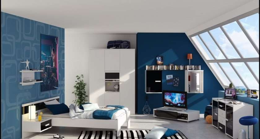 Bedroom Design Various Modern Kids Room Inspirations Blue White